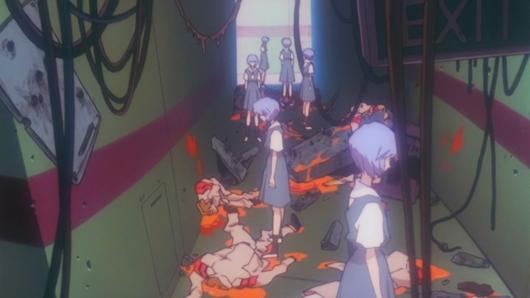 Rei, manifesting as ego death