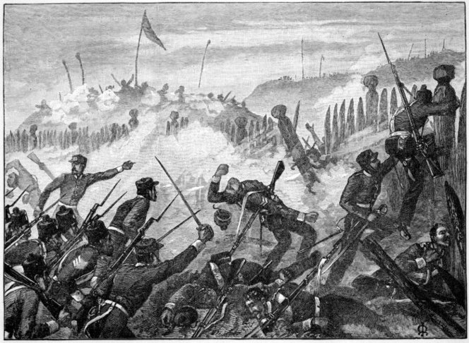 Battle of Rangiriri.